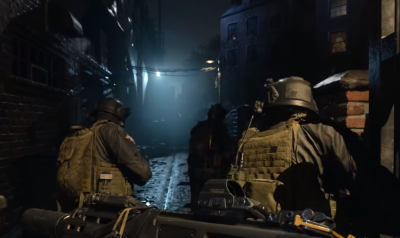 Call of Duty Modern Warfare Reboot – Cinematic