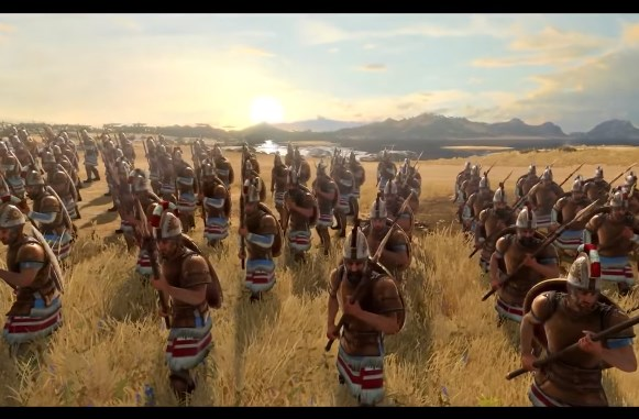 Total War Saga Troy 2